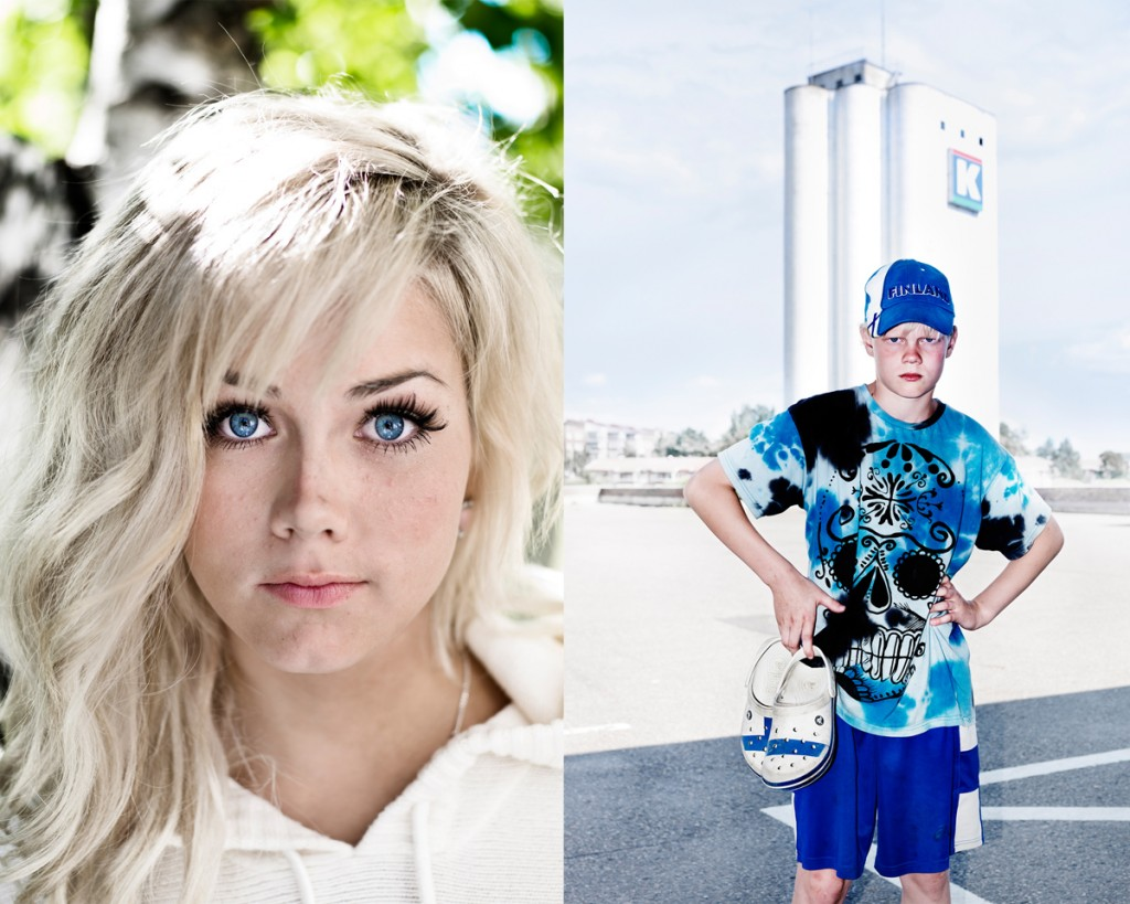 Aki-Pekka Sinikoski: Finnish Teens
