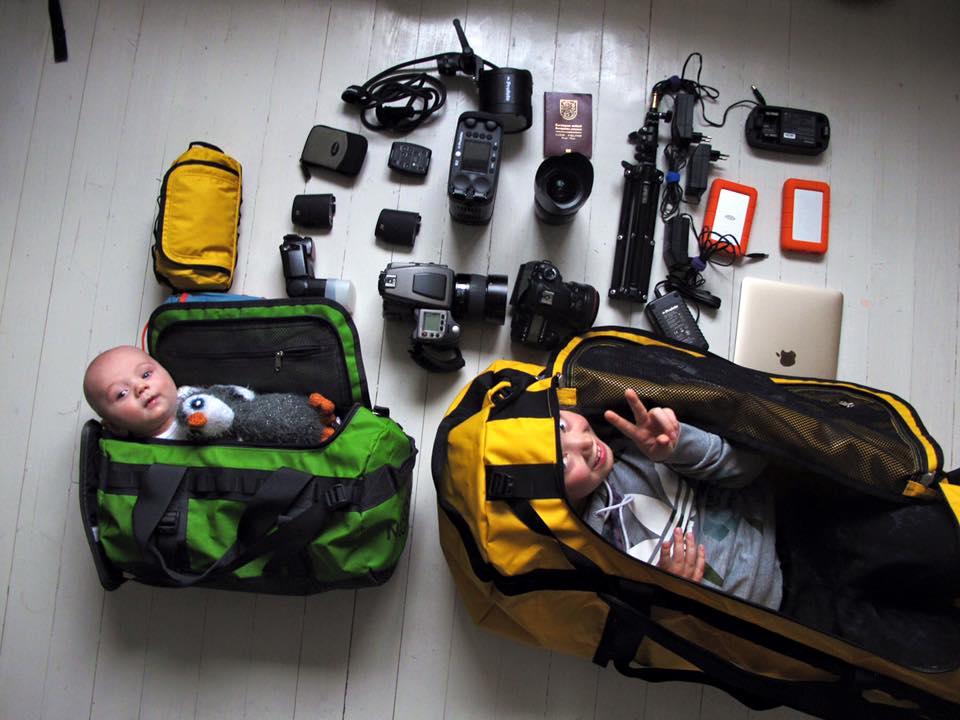 Sinikoski Photo Shooting Trip